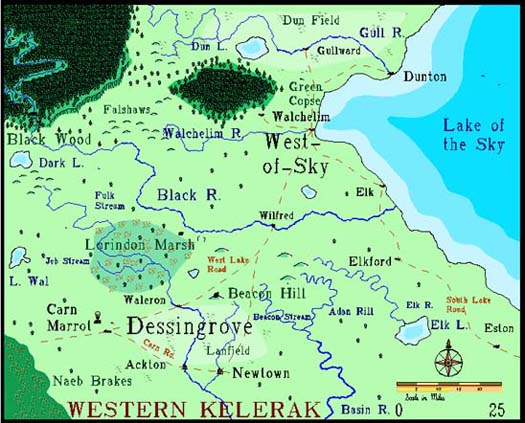 West Kelerak