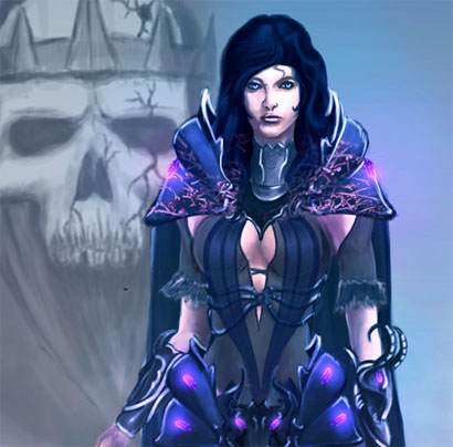 Modified from female_wizard_of_ovl_necromantic_guild_by_keleus-