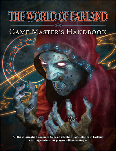 Get the World of Farland Game Master's Handbook